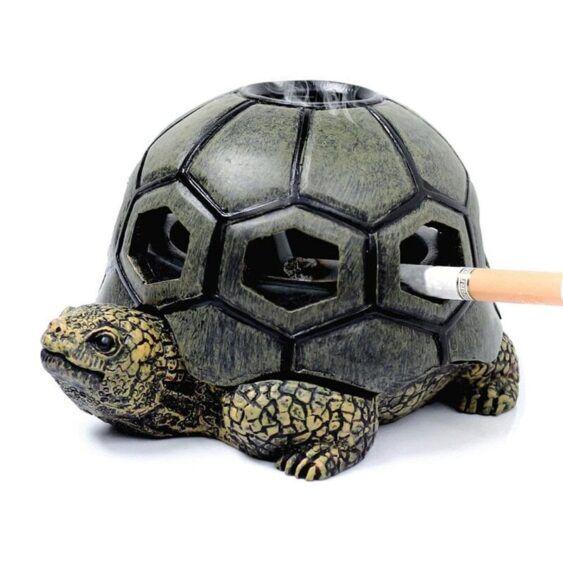 Cinzeiro Decorativo - Tartaruga