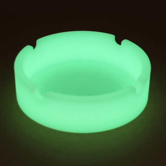 Silicone Gel Fluorescente Verde